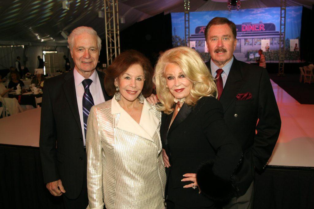 Elliot and Joni Alpert with Phyllis and John Parrish.JPG
