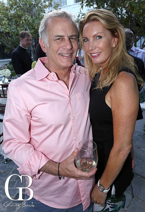 Elliott and Diane Rabin