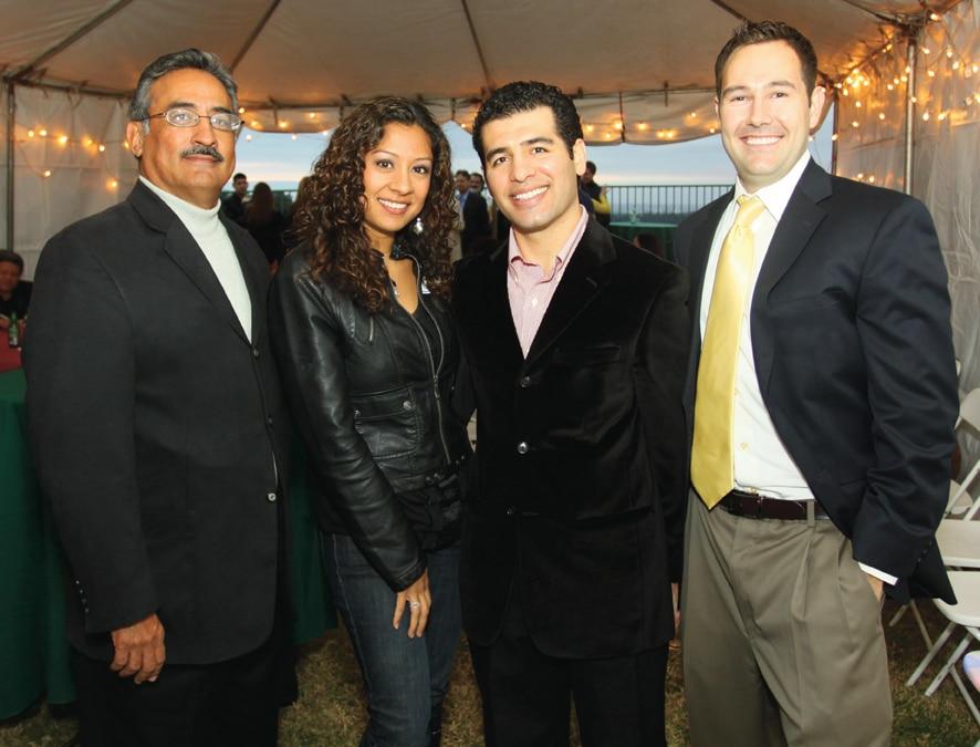 Eloy Villa, Rebeca Valenzuela, Pablo Palomino and Randy Gust.JPG
