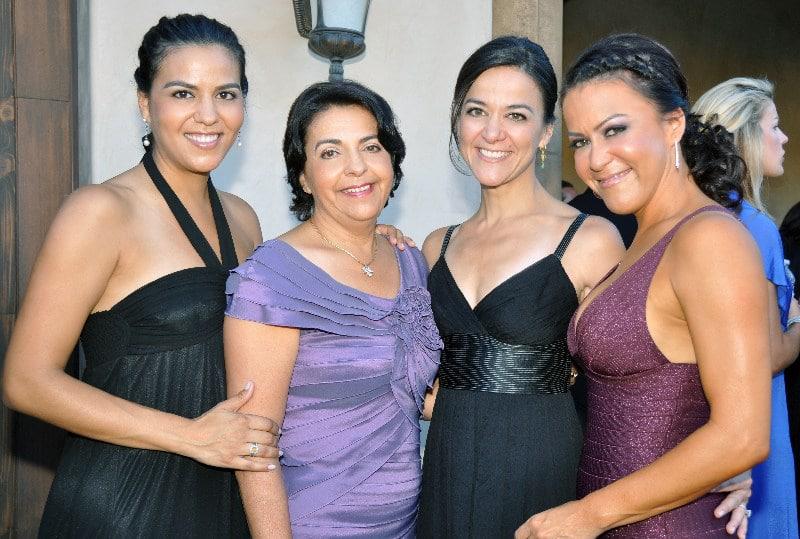 Elsa, Yolanda, Carolina and Yolanda S. Walther Meade.JPG