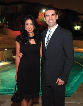 Elsa y Alberto Reyes