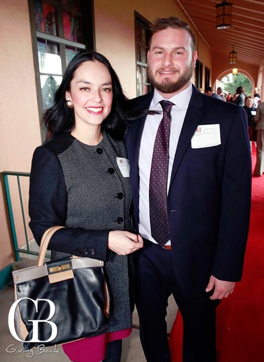 Elsa and James Roth