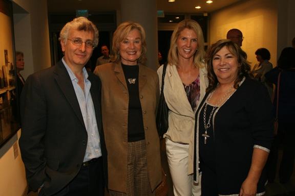 Emad Zawaideh, Marcia Schuster, Maria Delgado and May Zawaideh.JPG