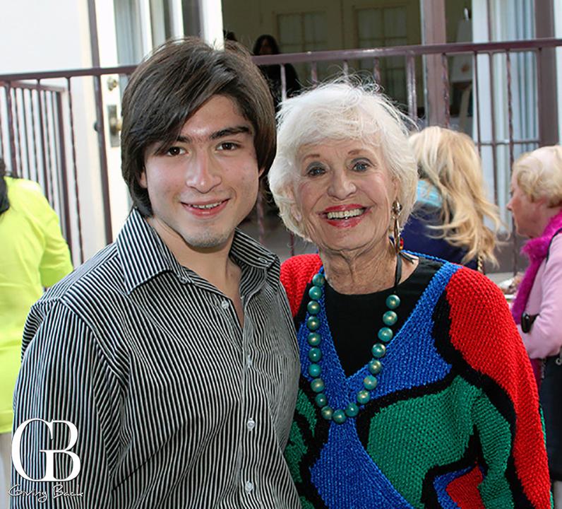 Emiliano de Riquer and Sally Fuller