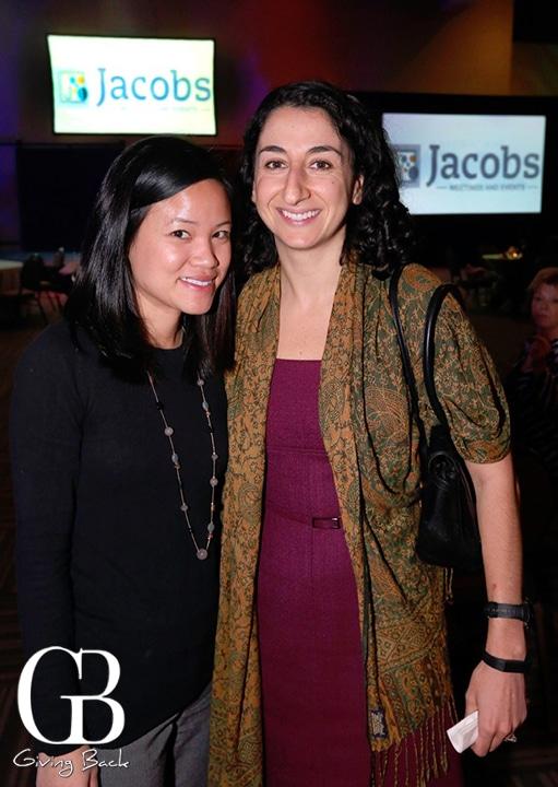 Emily Dang and Nina Ghatan