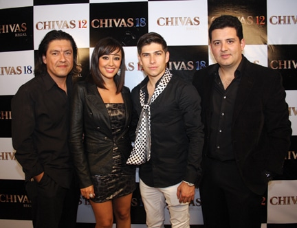 Enrique Duarte, Rosana Suarez, Jonathan Villareal y Christian Ruelas.JPG