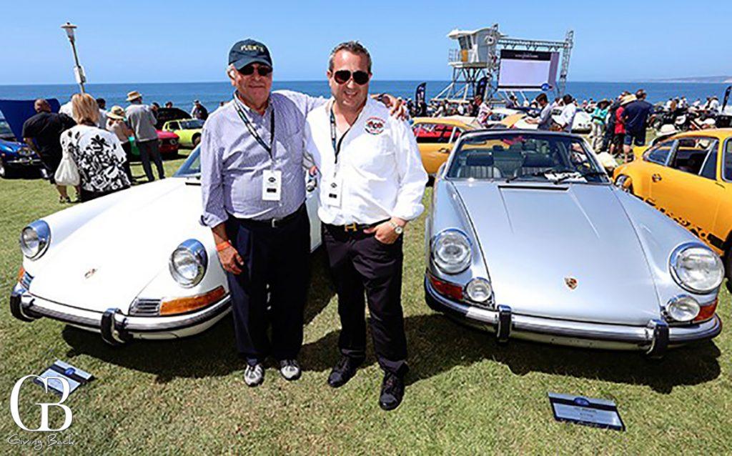 Enrique Landa and Armando Flores