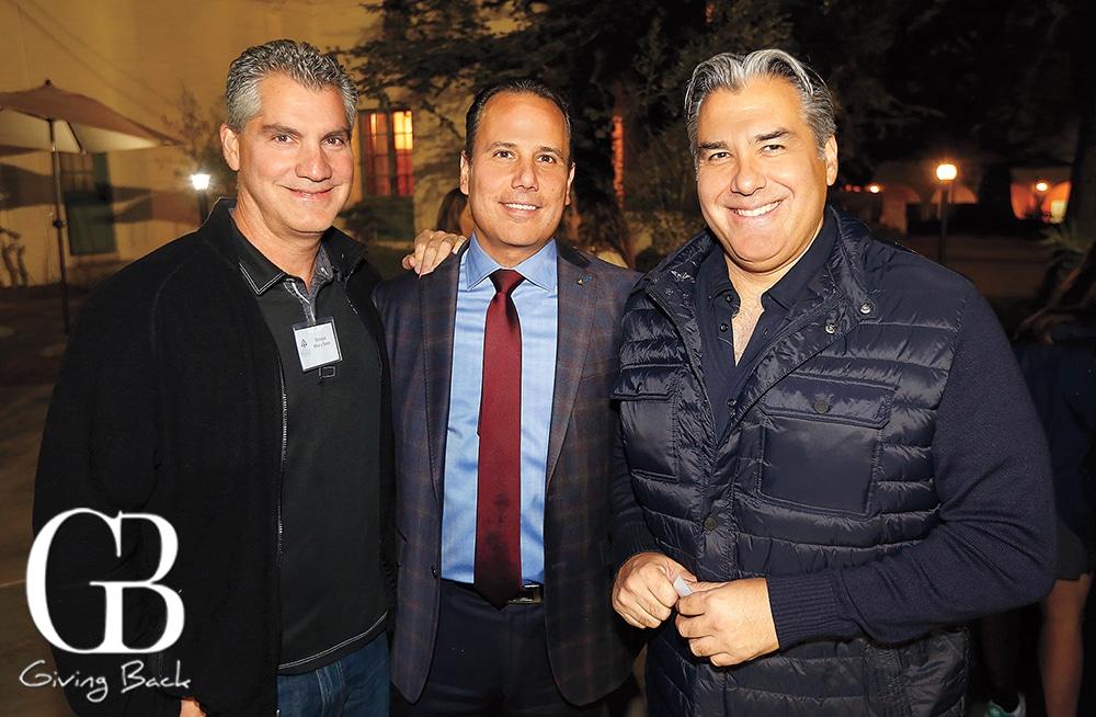 Enrique Mier y Teran  Daniel Cano and Marco Antonio Marquez