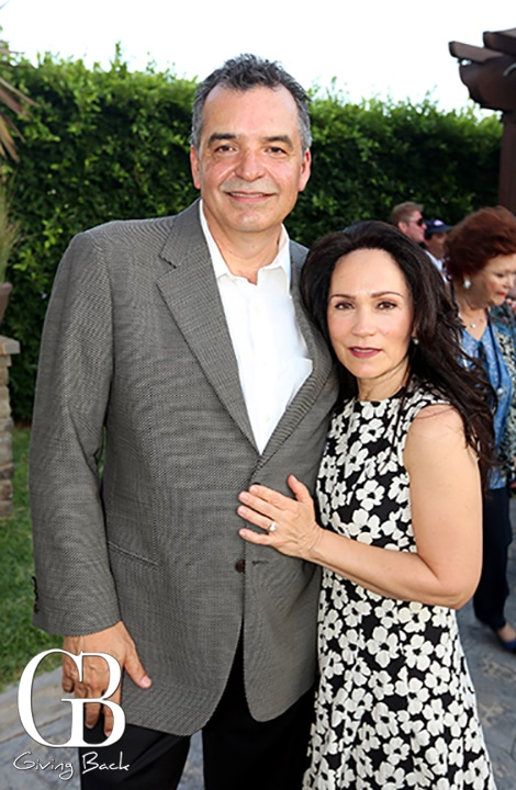 Enrique y Vicky Fajardo