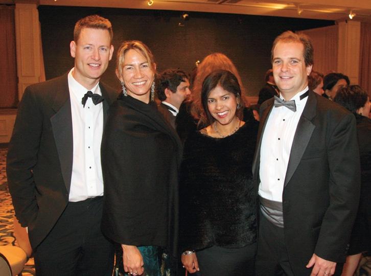 Eric Johnson and Natasha Reiss with Lisette and Michael Farrell.JPG