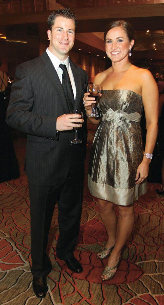 Eric Rasmussen and Erica Tricco.JPG