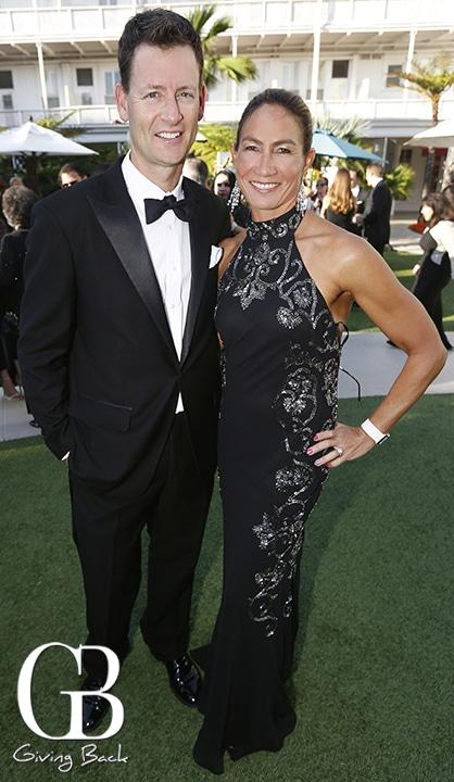 Eric Johnson and Natasha Reiss