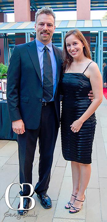 Eric and Chandi Thiel