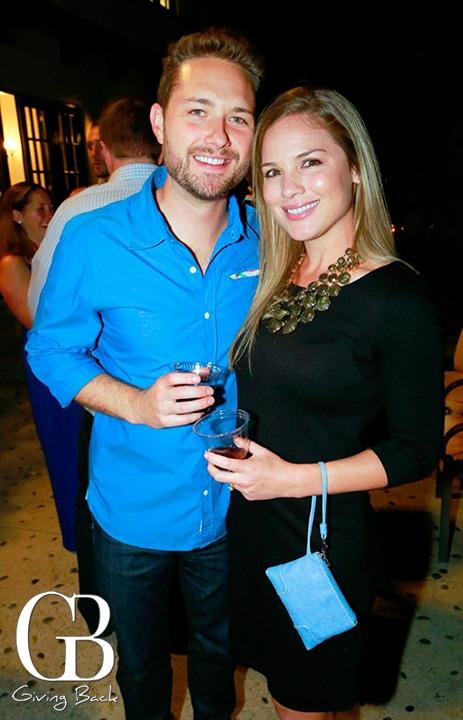 Eric and Teela Smith