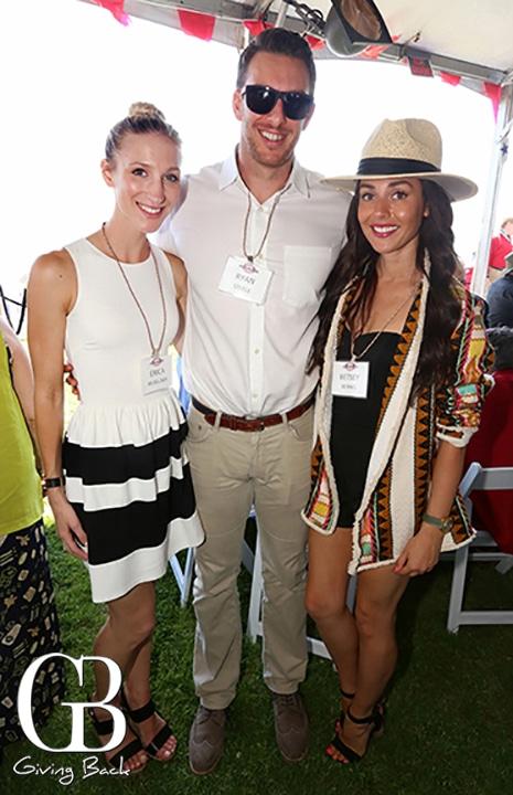 Erica Muellner  Ryan Steele and Betsy Bennis