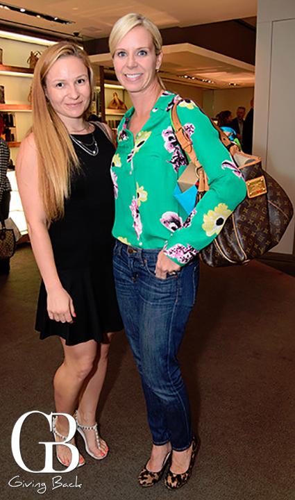 Erika Fetter and Jennifer Pachella
