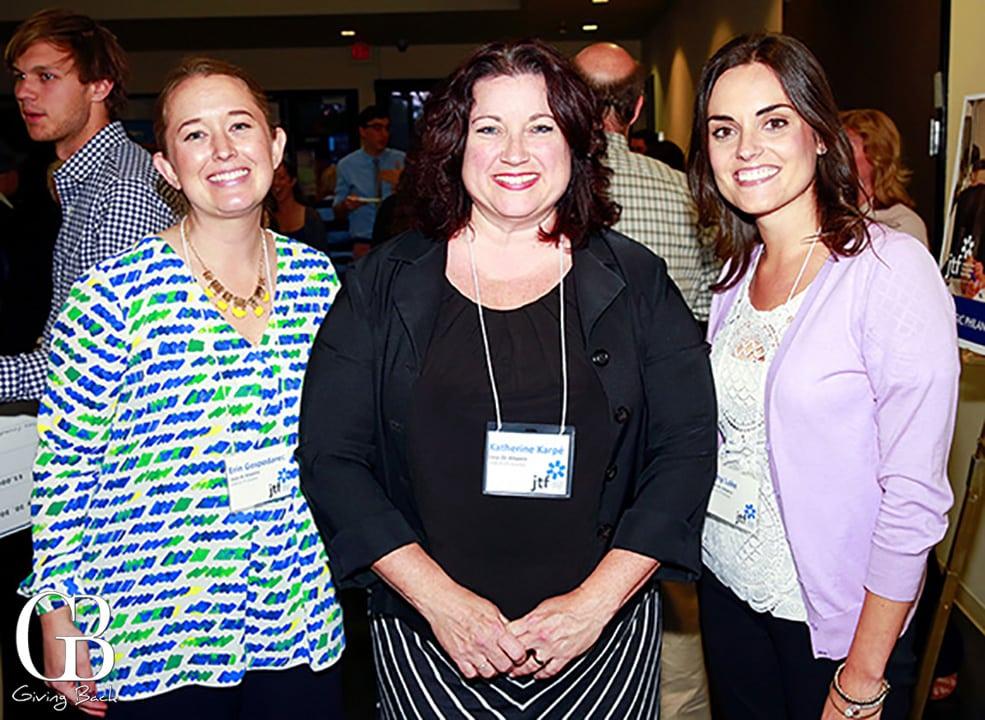 Erin Gospodarec  Kathy Karpe and Amy Lake