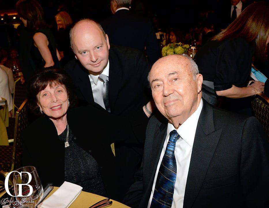 Erna Viterbi  Stephen Smith and Andrew Viterbi
