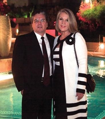 Ernesto y Georgina Tiznado