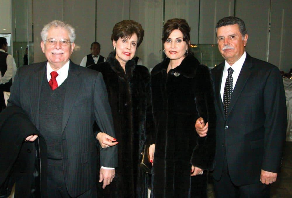 Ernesto y Olga Ellis con Tere y Fausto Gallego.JPG