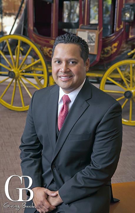 Ernesto Arredondo  San Diego Area President for Wells Fargo