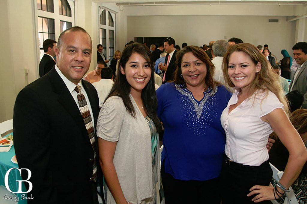 Ernie Navarro  Viry Martino  Regina Talamantez and Teresa Acosta
