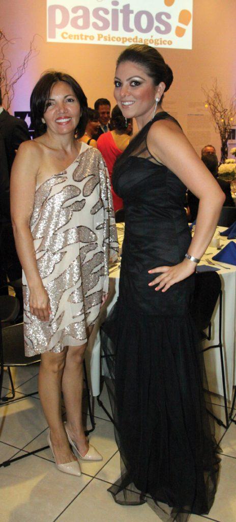 Esperanza Martinez y Hila Passyousofi.JPG
