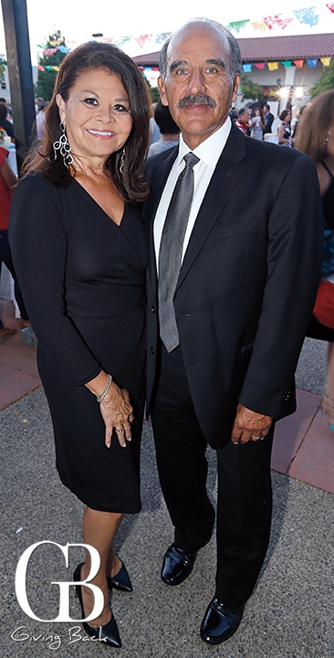 Espy and David Bejarano