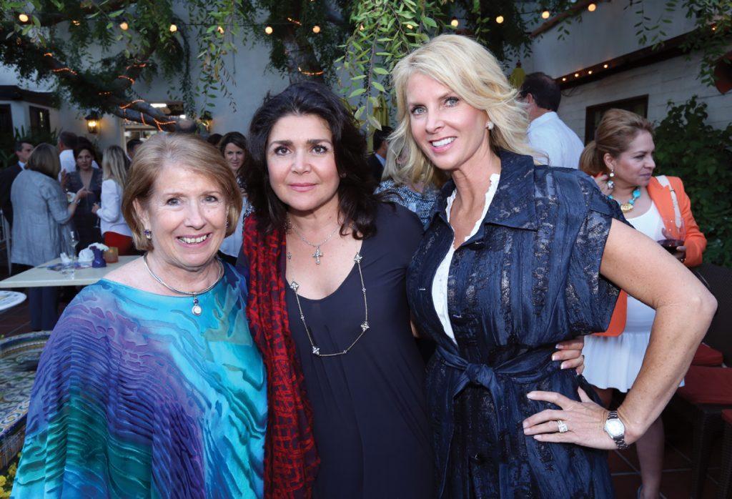 Esther Rodriguez, Charo Guerra and Maria DelGado.JPG