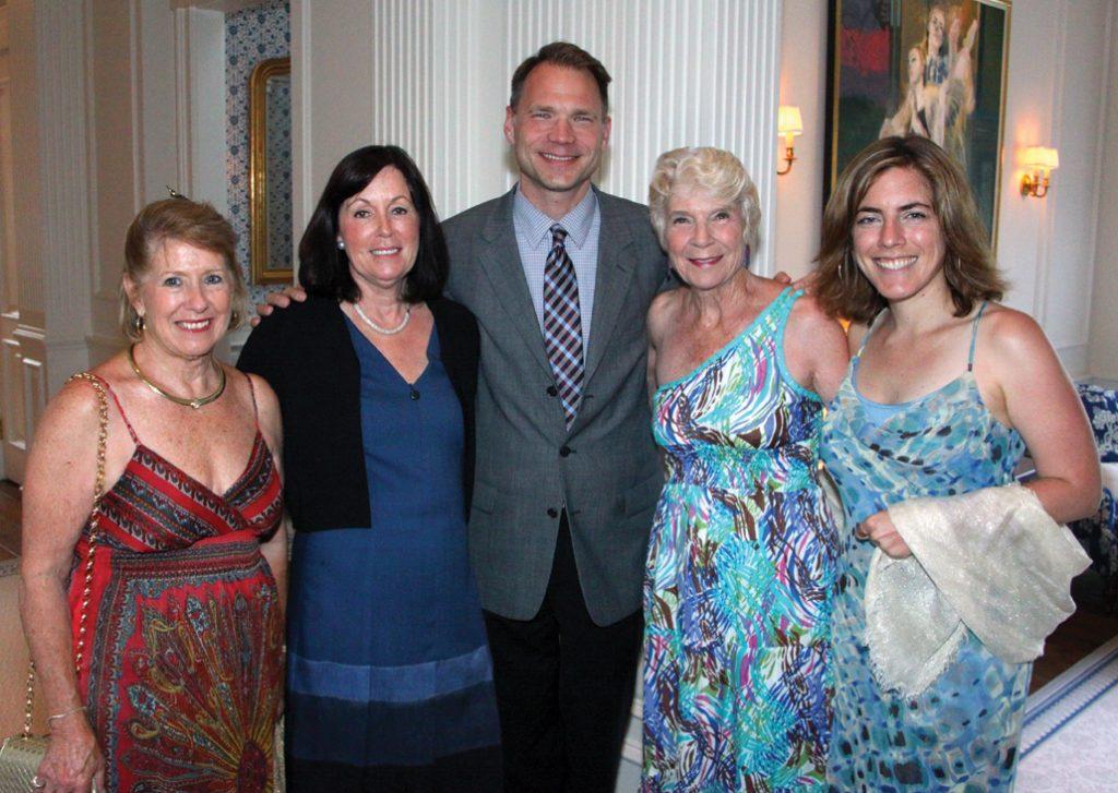 Esther Rodriguez, Pam Farr, Todd Schultz, Gigi Kramer and Rachel Plummer.JPG