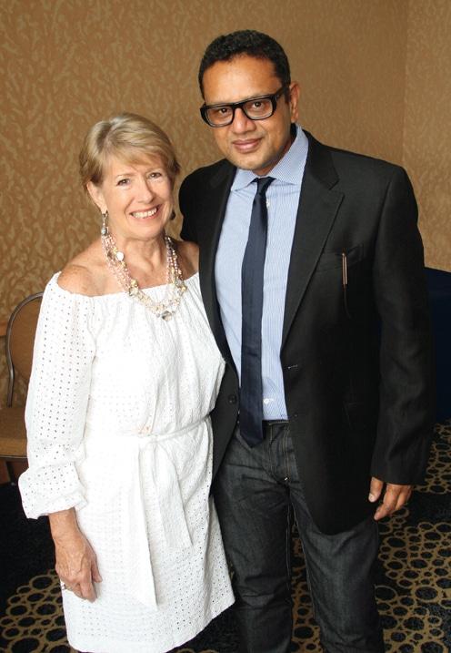 Esther Rodriguez and Naeem Khan.JPG