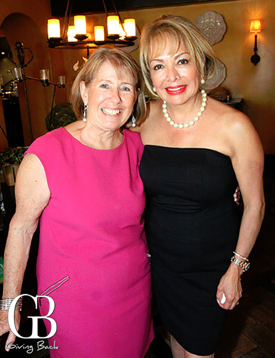 Esther Rodriguez and Rosie Ponn
