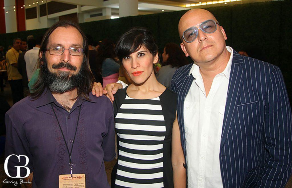 Ethan Van Thillo  Ximena Ayala and Rafa Lara