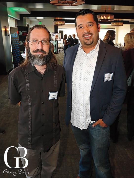 Ethan Van Thillo and Estevan Hernandez