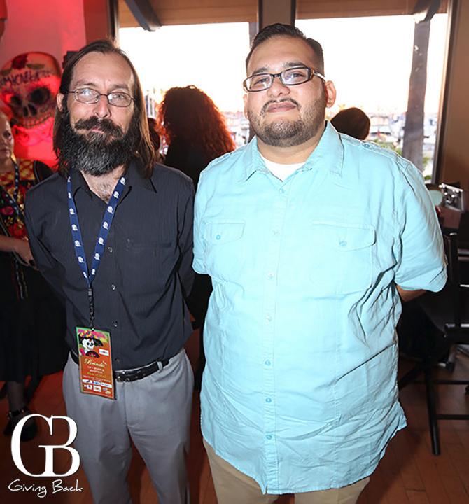 Ethan von Thilo and Juan Lopez