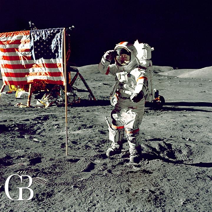Eugene Cernan last man on the Moon