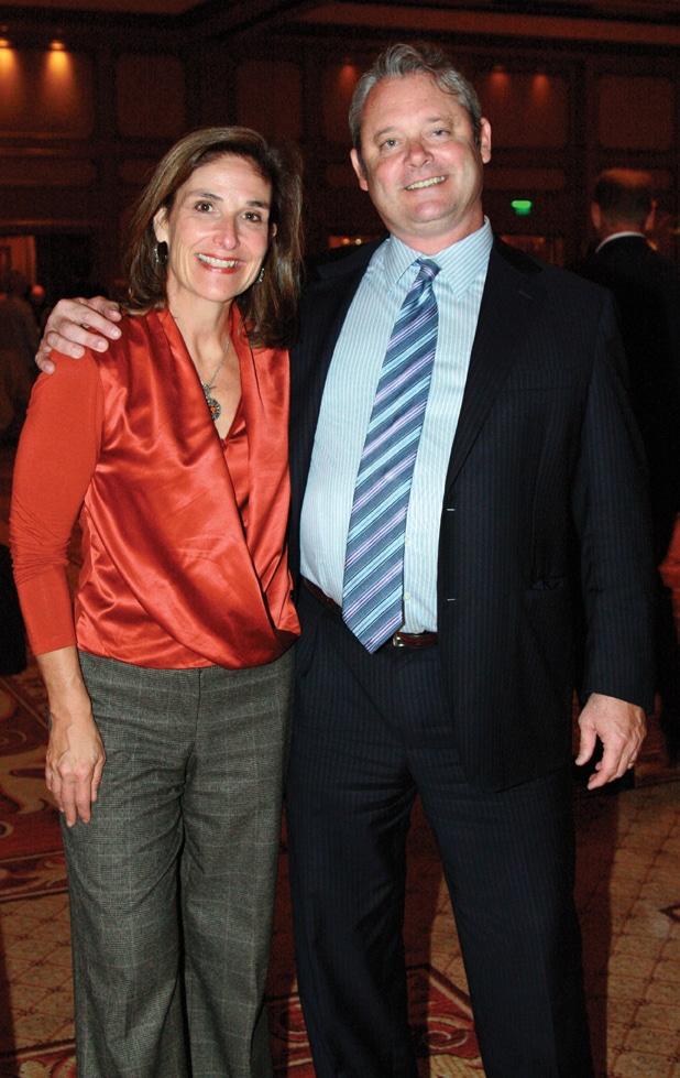 Eugenia and John Kirby