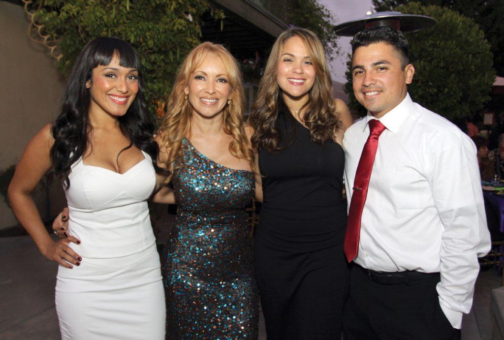 Eva Rosette, Miryam Schuster, Letica Martinez, and Christian Castanedas.JPG