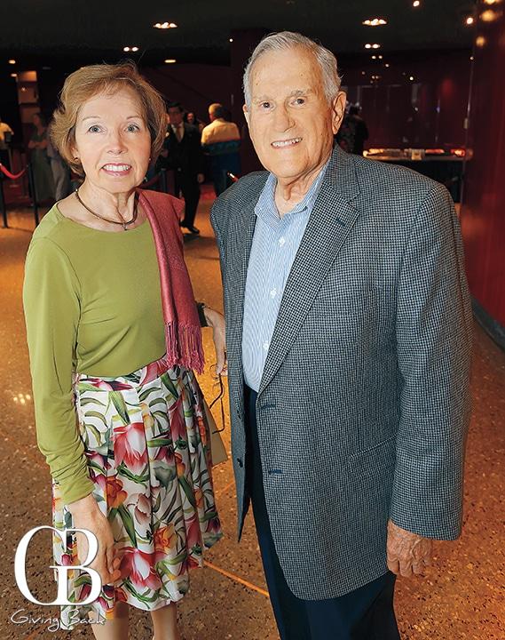 Eva and Ralph Pesqueira