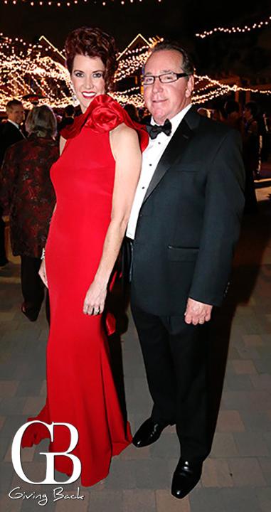 Evva and Michael Fennison