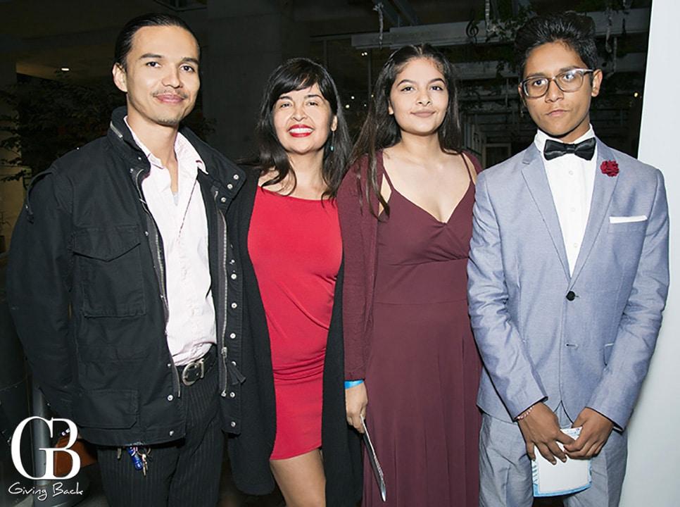 Fabio Rojas  Janice Luna Reynoso  Semilla Marquez and Azareel Jesuri Canizales
