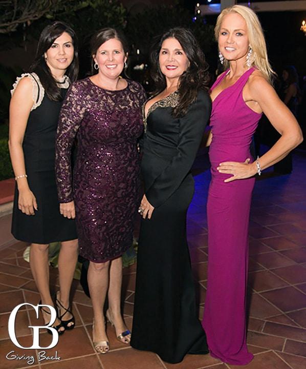 Fernanda Whitworth  Kimberly Elardo  Charo Garcia Guerra and Jennifer Gramins