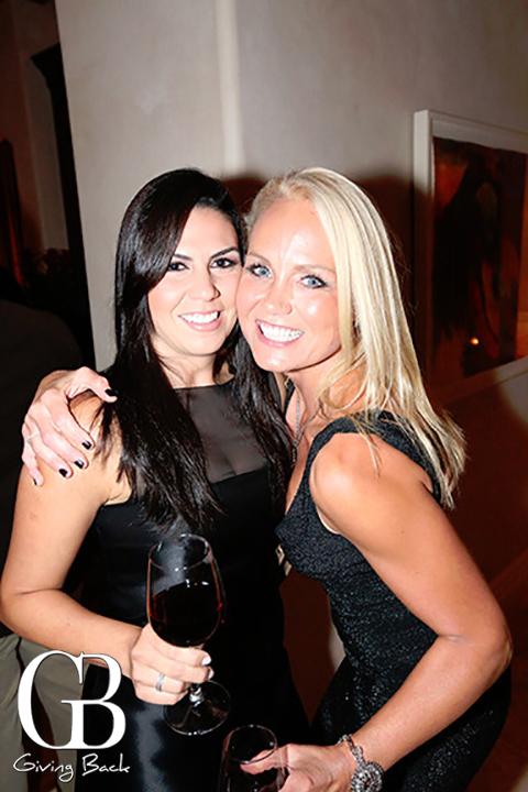 Fernanda Whitworth and Jennifer Gramins