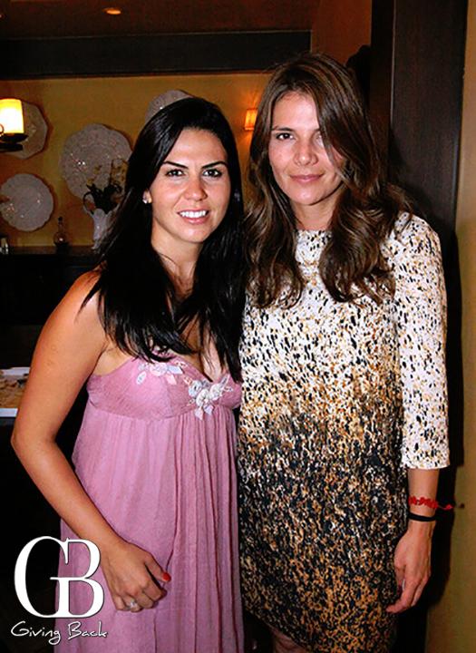 Fernanda Whitworth and Ruth Melero
