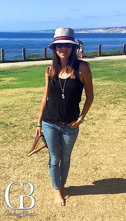 For a walk in La Jolla
