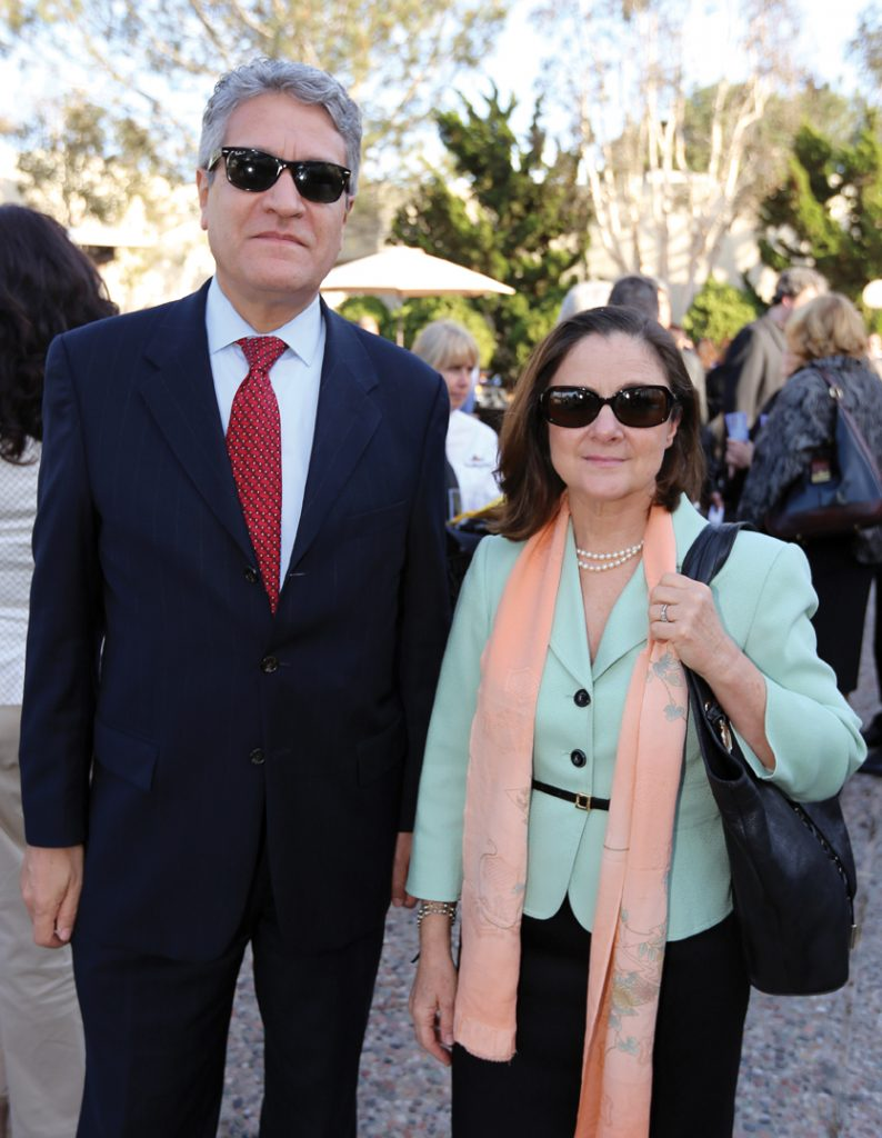 Fracisco Olavarria and Christina Taverna.JPG