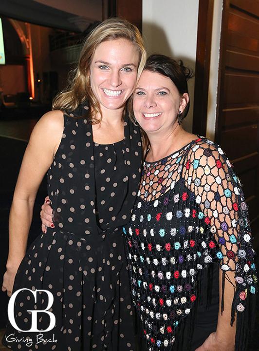 Francesca Mueller and Jennifer Ohmstede
