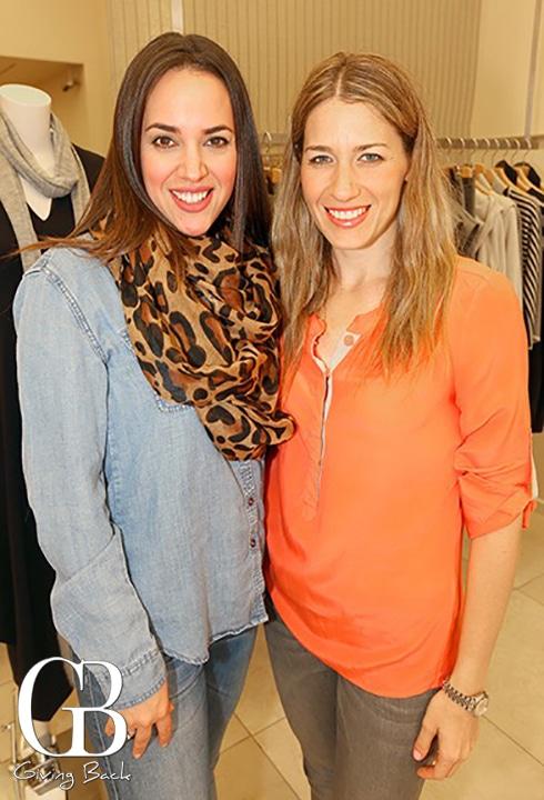 Francesca Otanez y Nena Jordan