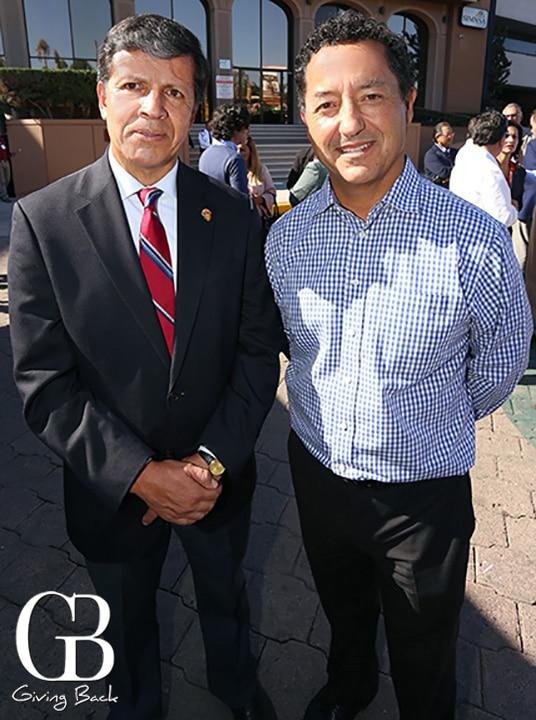 Francisco Romero y Demetrio Carrasco