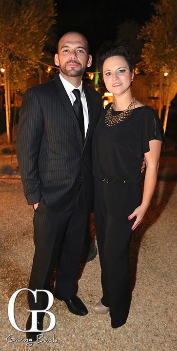 Francisco y Denise Torre